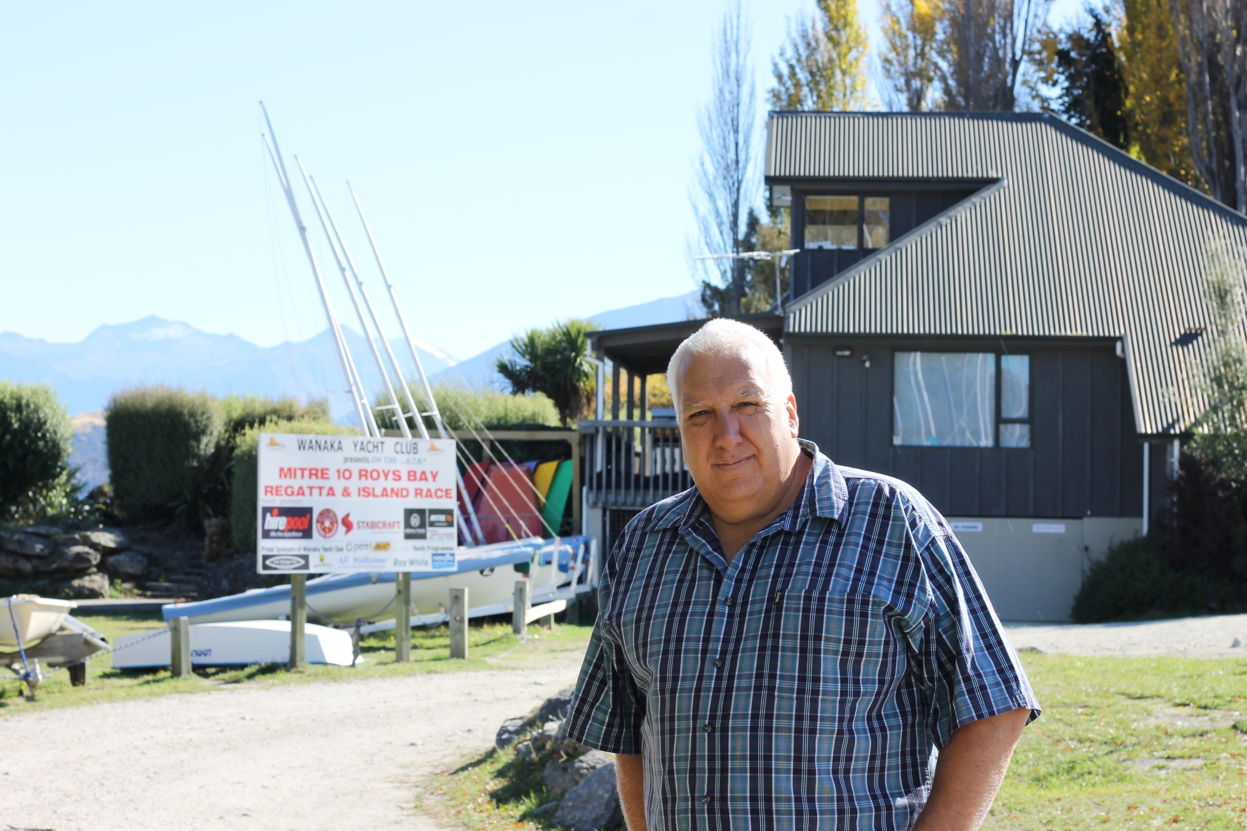 Major upgrade planned for Wanaka Yacht Club