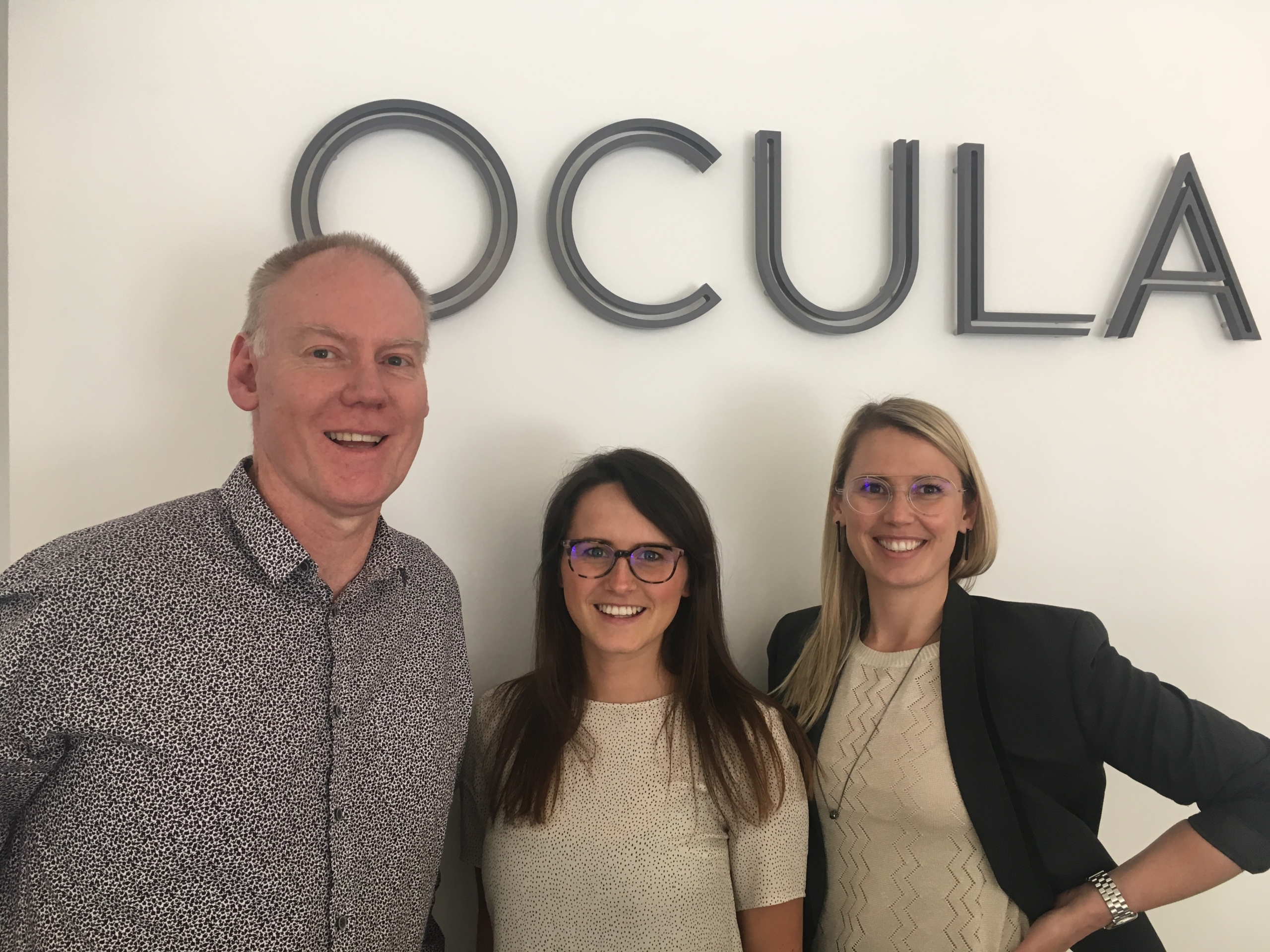 Local optometrist launches innovative eye service at OCULA