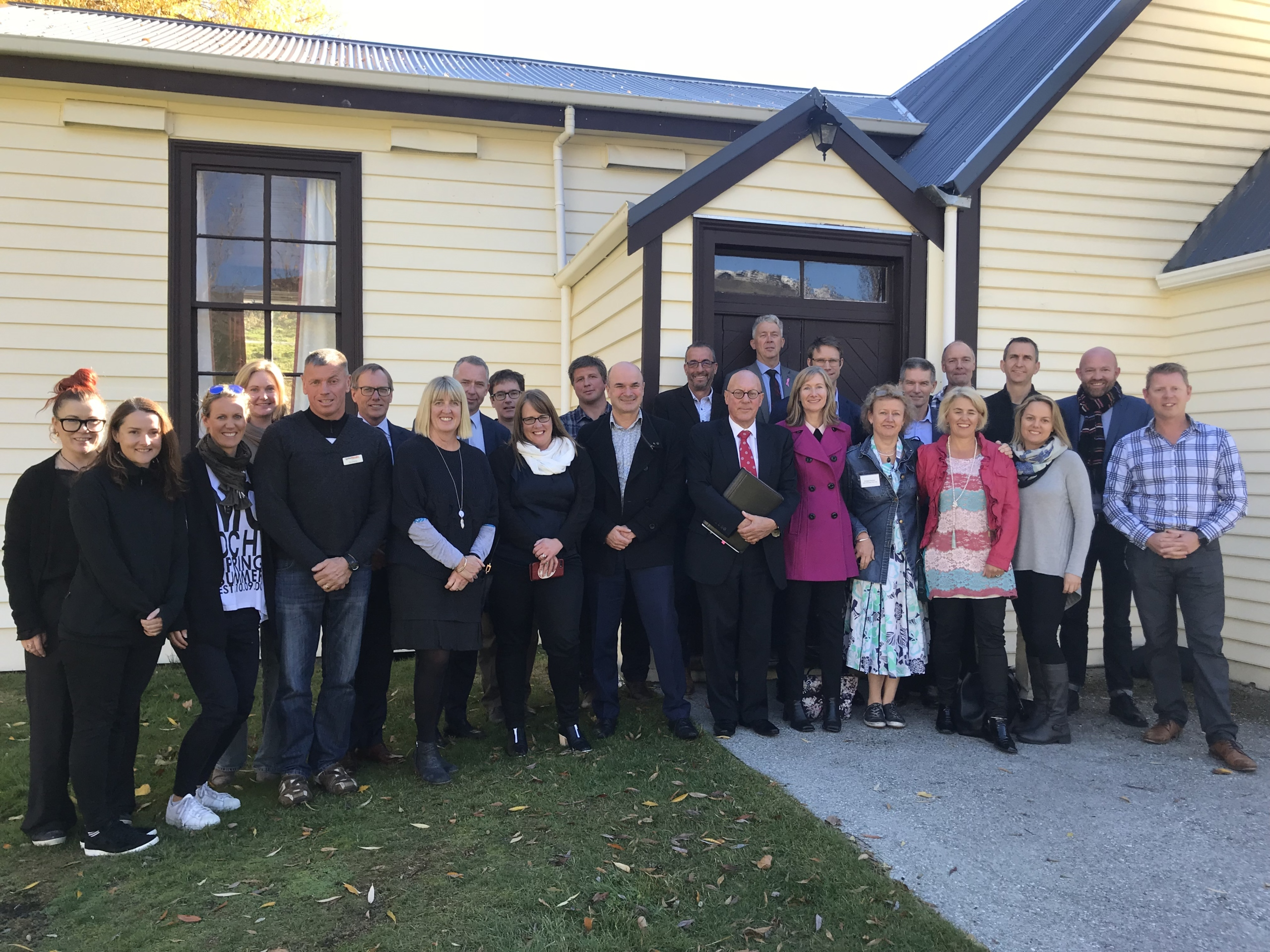 Queenstown and Wanaka unite to address regional issues