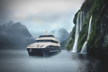 Luxury Fiordland cruise operator launches winter overnight cruise