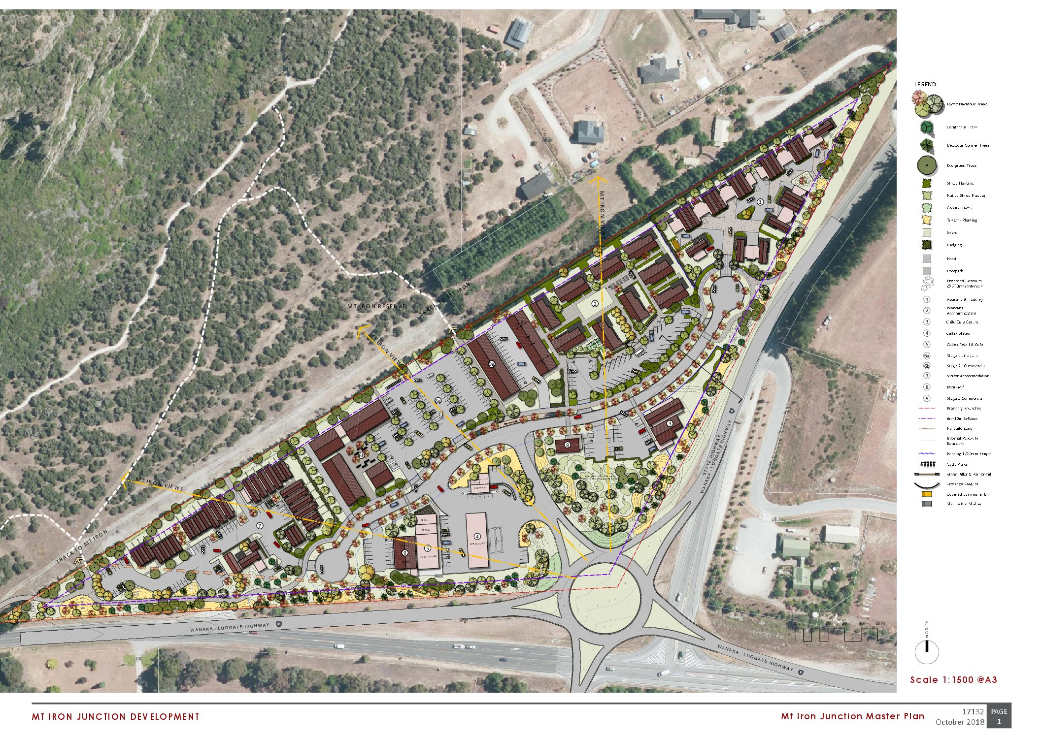 Wanaka's Mt Iron Junction development provides solution to town's growth issues