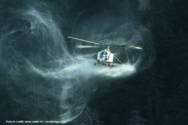 World-leading helicopter expert in Southern Lakes trains pilots in vortex ring state recovery