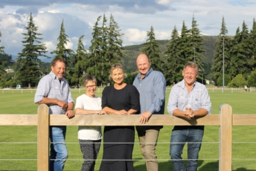 New chairman and board for Wanaka A&P Show