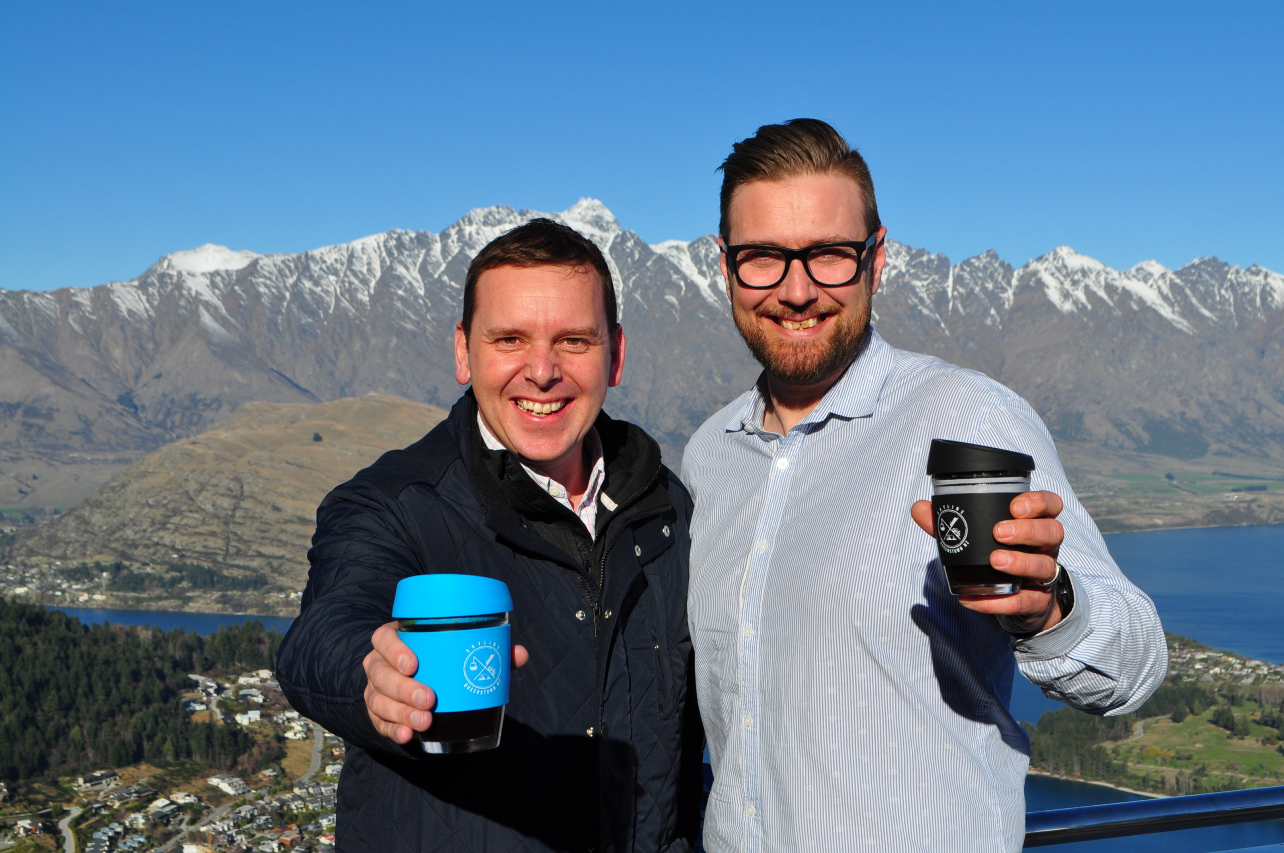 Skyline Queenstown culls single-use cups