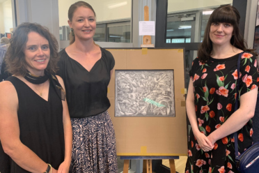 Innovative and interesting art on display at Wanaka's Aspiring Art Prize